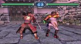 Soulcalibur II HD Online Mitsurugi v. Maxi gameplay trailer