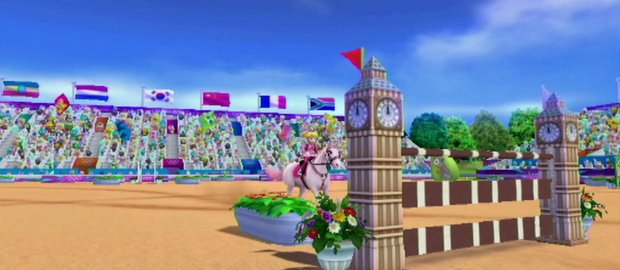 Mario & Sonic at the London 2012 Olympic Games 'Go for gold' Trailer