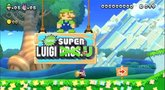 Super Luigi U - Nabbit gameplay