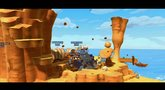 Worms Ultimate Mayhem '3d destruction' Trailer