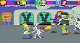 The Simpsons Arcade Game gameplay trailer