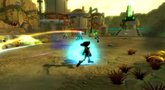 Ratchet & Clank Full Frontal Assault Monoloth Fields trailer