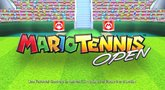 Mario Tennis Open teaser trailer