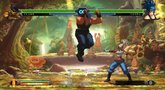 The King of Fighters XIII 'Console combo showcase' Trailer