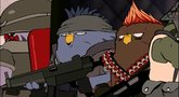 Rocketbirds: Hardboiled Chicken 'Co-op first look' Trailer
