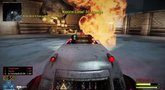 Twisted Metal university vehicle tactics trailer