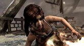 Tomb Raider Oni Warrior battle trailer