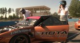 Ridge Racer Unbounded deal with it behind the scenes trailer