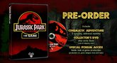 Jurassic Park: The Game 'Pre-Order' Trailer