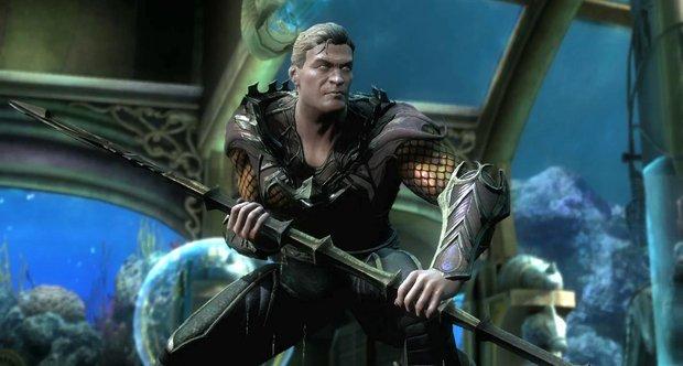 Aquaman Injustice Injustice: gods among us adds