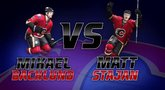 NHL 13 cover vote Calgary Flames trailer