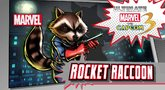 Ultimate Marvel vs. Capcom 3 'Rocket Raccoon character vignette' Trailer