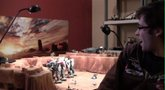 LEGO Star Wars III: The Clone Wars 'Stop motion behind the scenes' Trailer
