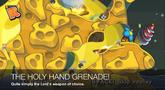 Worms Reloaded 'Sentry Guns, Magnets and the Holy Hand Grenade' Trailer