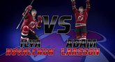 NHL 13 cover vote New Jersey Devils trailer