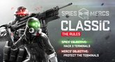 Tom Clancy's Splinter Cell Blacklist Spies vs. Mercs Classic Introduction trailer