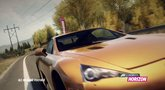 Forza Horizon January Recaro pack trailer