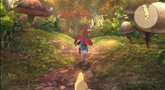Ni no Kuni: Wrath of the White Witch golden grove gameplay trailer