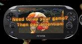 Street Fighter X Tekken Vita Tokyo Game Show 2012 trailer