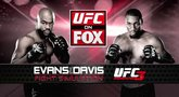 UFC Undisputed 3 'Evans vs. Davis simulation' Trailer