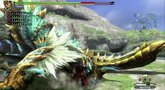 Monster Hunter 3 Ultimate Zinogre gameplay trailer