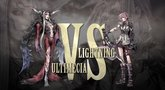 Dissidia 012[dueodecim] Final Fantasy 'Lightning vs. Ultimecia' Trailer