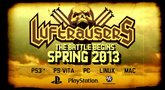 Luftrausers PS3 & Vita announcement trailer