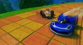 Sonic & All-Stars Racing Transformed multiplayer trailer