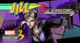 Marvel vs. Capcom 3 'Jill Valentine DLC' Trailer