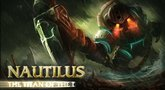 League of Legends Nautilus champion spotlight trailer
