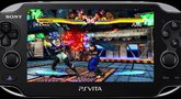 Street Fighter X Tekken Vita GamesCom 2012 gameplay 2 trailer