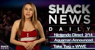 Luigi, WWE - Shacknews Daily: February 14, 2013