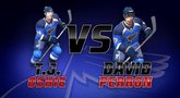 NHL 13 cover vote St. Louis Blues trailer