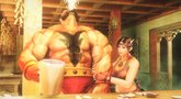 Street Fighter X Tekken 'Tokyo Game Show 2011 diner cinematic' Trailer