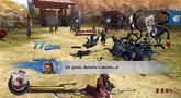 Sengoku Basara Samurai Heroes 'Chosokabe Gameplay' Trailer