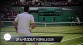 Grand Slam Tennis 2 'Demo sizzle' Trailer