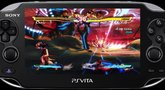 Street Fighter X Tekken Vita New York Comic-Con 2012 gameplay 2 trailer