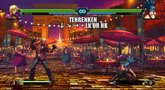 The King of Fighters XIII 'Team Elisabeth - Shen' Trailer