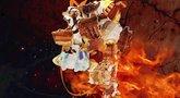 Street Fighter X Tekken 'EVO 2011 character tease #1' Trailer