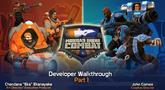 Monday Night Combat 'Developer Walkthrough' Trailer 1