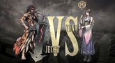 Dissidia 012[dueodecim] Final Fantasy 'Jecht vs. Una' Trailer