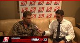 NBA 2K13 Blake Griffin interview trailer