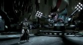 Injustice: Gods Among Us Superman vs. Batman battle trailer