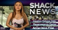 Injustice, Metal Gear Rising, ArmA devs - Shacknews Daily: January 15, 2013