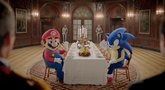 Mario & Sonic at the London 2012 Olympic Games 'Mario advertisement' Trailer