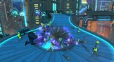 Ratchet & Clank: All 4 One 'Luminopolis gameplay' Trailer