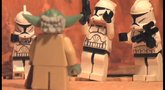 LEGO Star Wars III: The Clone Wars 'Stop motion' Trailer