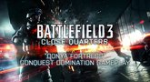 Battlefield 3 Close Quarters: Donya Fortress gameplay trailer