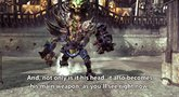 Darksiders II Gnashor boss tips trailer