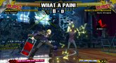 Persona 4 Arena Kanji moves trailer